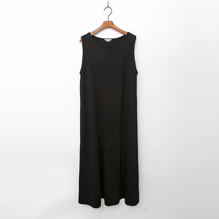 Cotton Bio Tank Long Dress