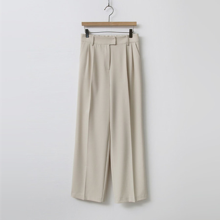 Garcon Pintuck Wide Pants