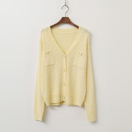 Coco Boucle Cardigan