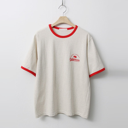 West Cotton Tee